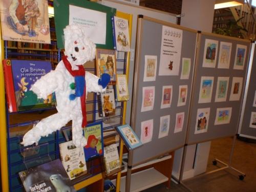 Teddybjørn-utstilling